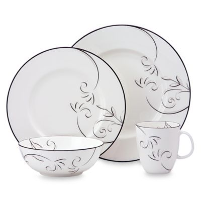 Simply Fine Lenox® Voila 4-Piece Place Setting