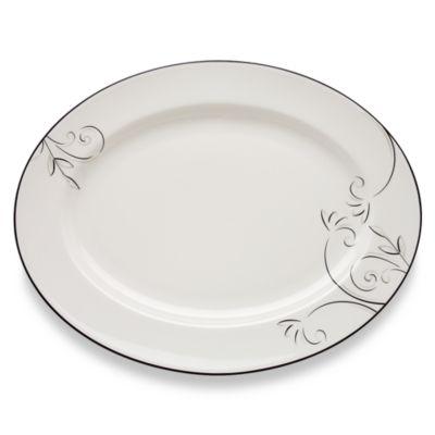 Simply Fine Lenox® Voila 16-Inch Oval Platter