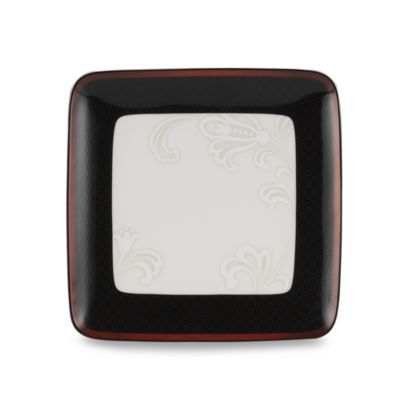 Noritake® Tempo Collection Jive 7 1/2-Inch Small Square Plate