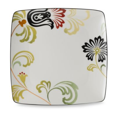 Noritake® Tempo Collection Combo 10 1/4-Inch Large Square Plate