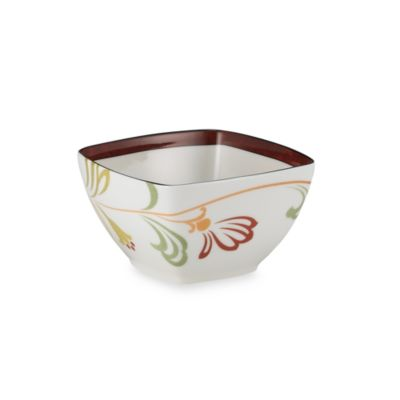 Noritake® Tempo Collection Combo 4 1/4-Inch Small Square Bowl