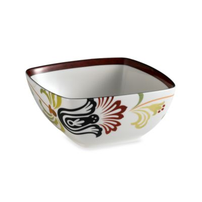 Noritake® Tempo Collection Combo 5 3/4-Inch Medium Square Bowl