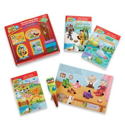 Educational Insights® Hot Dots® Jr. Favorite Fairy Tales Interactive Storybook