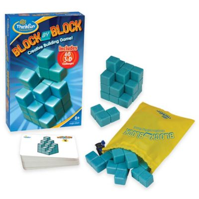 Thinkfun® Block By Block® Creative Building Game
