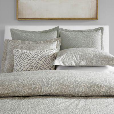 Jeffrey Alan Marks for Inspired By Kravet Chromis King Pillow Sham in Grey