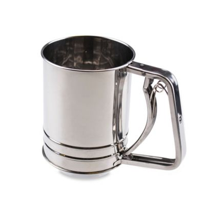 Dishwasher Safe Flour Sifter