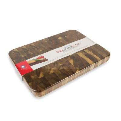 Architec Gripper™ Endgrain Non-Slip Cutting and Serving Board