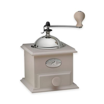 Peugeot Cottage Coffee Mill in Ivory