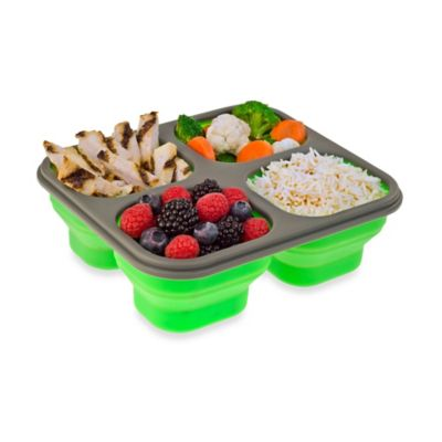Smart Planet Portion Perfect Lunch On The Go in Green