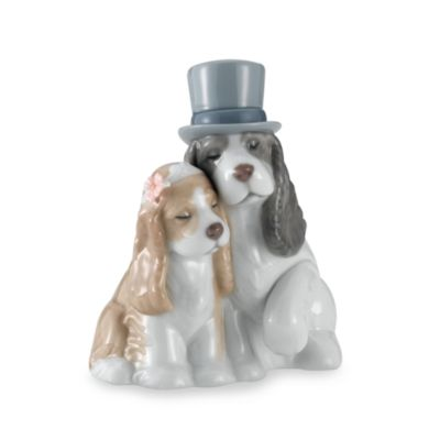 "Nao® by Lladro ""Together Forever"" Porcelain Figurine"