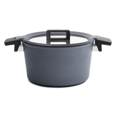 Dishwasher Safe Covered Stockpot