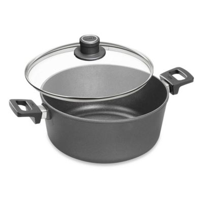 Woll® nowo Titanium Nonstick 2.1 qt. Covered Saucepot with Detachable Handle