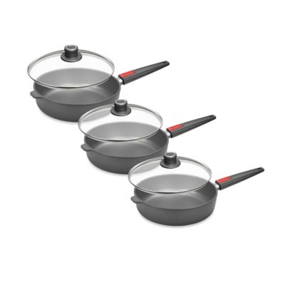 Woll® nowo Titanium Nonstick 2.6 qt. Covered Sauté Pan