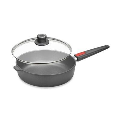 Woll® nowo Titanium Nonstick 2.6 qt. Covered Sauté Pan