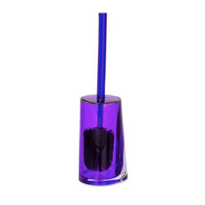 Paradise Toilet Bowl Brush in Purple