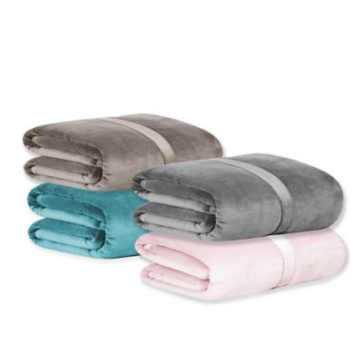 Berkshire Serasoft®+ Twin Blanket in Teal