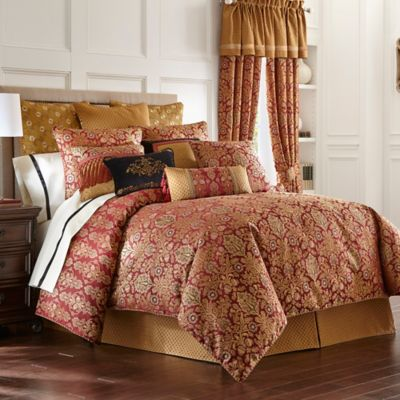 Waterford® Linens Alhambra Queen Duvet Cover Set