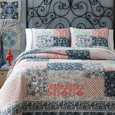 Jessica Simpson Jodie Full/Queen Quilt