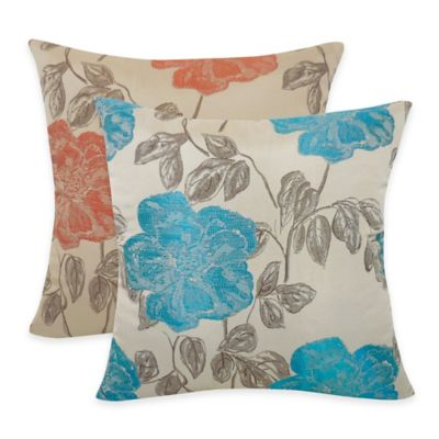 Decorative Pillow Leaves