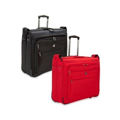 DELSEY Helium Sky 2.0 Trolley Garment Bag in Red