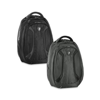 Heys® TechPac 02 Backpack in Black