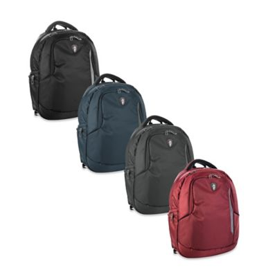 Black TechPac Backpack