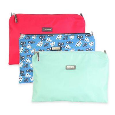 Hadaki® Medium Nylon Zip Carry All Pod in Vivacious