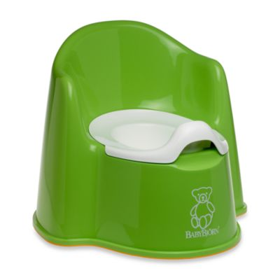 BABYBJORN® Potty Chair in Green
