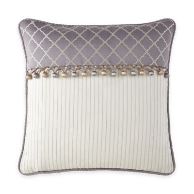 Waterford® Linens Manor House Square Decorative Pillow
