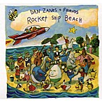 Rocket Ship Beach Music CD by Dan Zanes and Friends