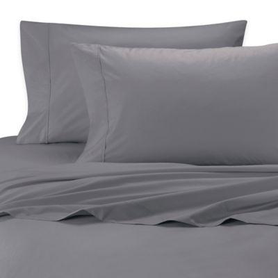 Twin Sheet Set in Grey
