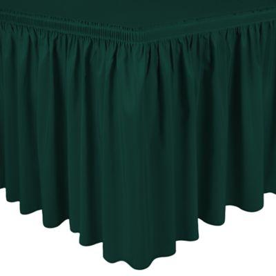 Hunter Green Tablecloths