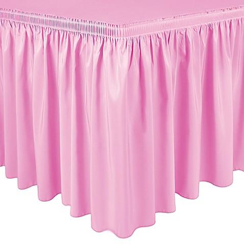 Shirred Table Skirt 41