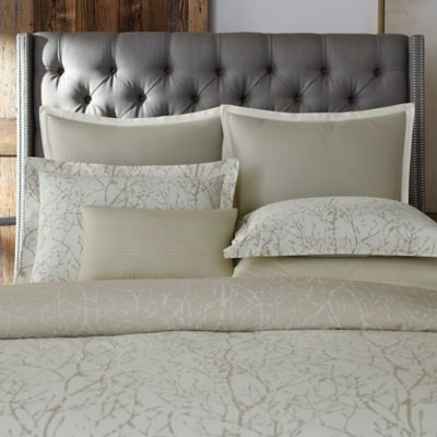 Jeffrey Alan Marks for Inspired By Kravet Treeline European Pillow Sham in Taupe