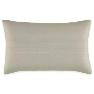 Jeffrey Alan Marks for Inspired By Kravet Treeline Oblong Throw Pillow in Taupe