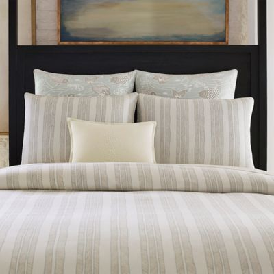 Jeffrey Alan Marks for Inspired by Kravet Waterway Standard Pillow Sham in Natural