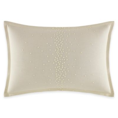 Jeffrey Alan Marks for Inspired by Kravet Waterway Oblong Throw Pillow in Natural