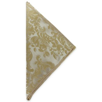 Bordeaux Damask Napkins