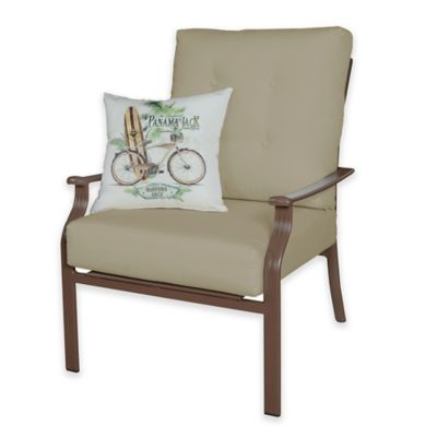 Panama Jack Island Breeze Deep Seating Lounge Chair