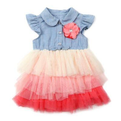 Nannette Baby Girl Dresses
