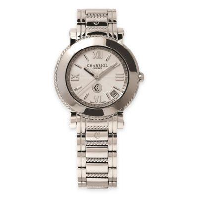 Charriol Parisii Ladies' 33mm Bracelet Watch in Stainless Steel