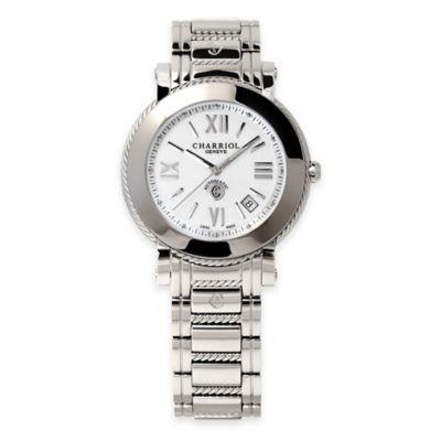 Charriol Parisii Ladies' 42mm Bracelet Watch in Stainless Steel
