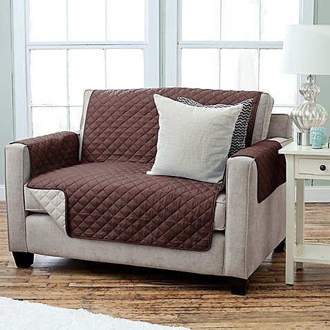 Kaylee Collection Reversible Loveseat Size Furniture Protectors