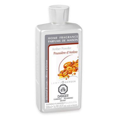 Lampe Berger Amber Powder 16.9 oz. Home Fragrance
