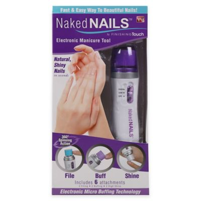 Naked Nails™ Manicure System