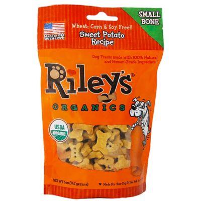 Riley's™ Organic 5-oz. Large Bone Sweet Potato Dog Treats