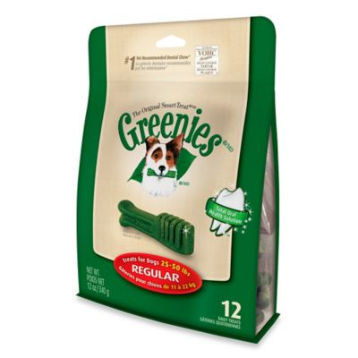 Greenies® Regular Canine Dental Chew Treats