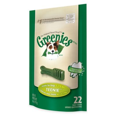 Greenies® Teenie Canine Dental Chew Treats