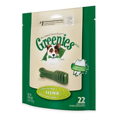 Greenies® Teenie Canine Hip & Joint Care Dental Chew Treats