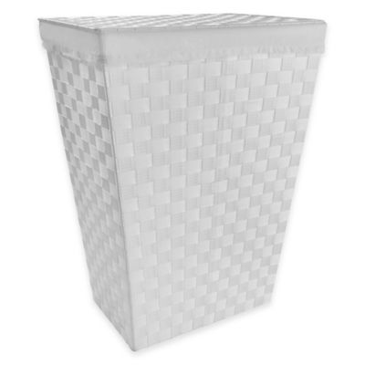 Lamont Home™ Carly Hamper in White